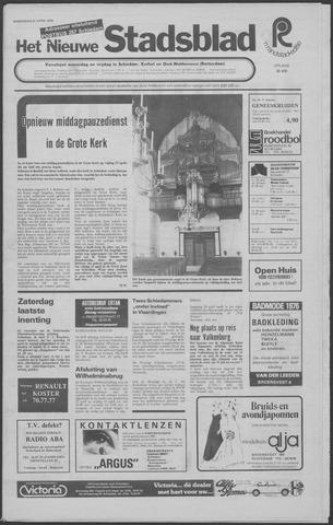 Het Nieuwe Stadsblad 1976-04-21