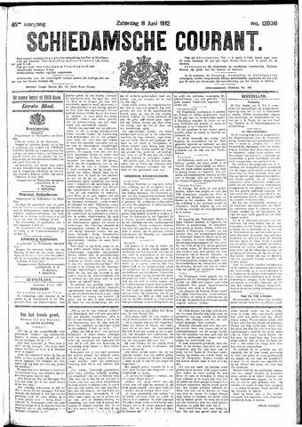 Schiedamsche Courant 1912-06-08