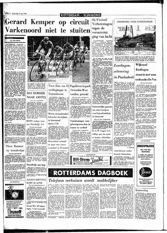 Rotterdamsch Parool / De Schiedammer 1970-06-18