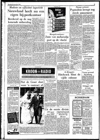 Rotterdamsch Parool / De Schiedammer 1961-09-30