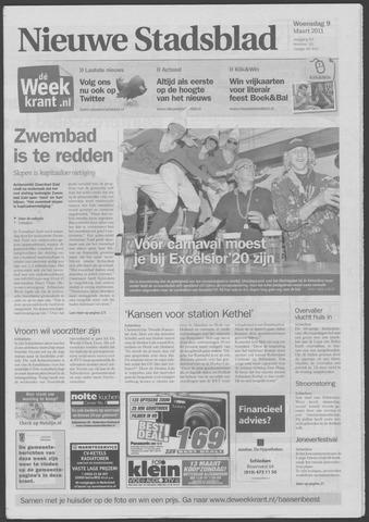 Het Nieuwe Stadsblad 2011-03-09