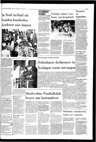 Rotterdamsch Nieuwsblad / Schiedamsche Courant / Rotterdams Dagblad / Waterweg / Algemeen Dagblad 1968-07-23