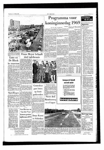 Het Vrije volk 1969-04-26