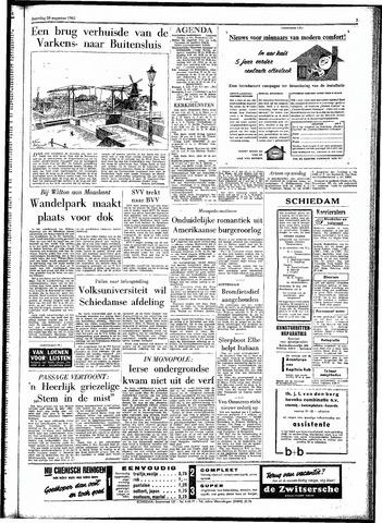 Rotterdamsch Parool / De Schiedammer 1961-08-26