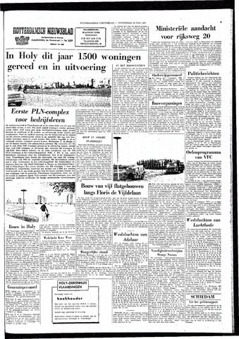 Rotterdamsch Nieuwsblad / Schiedamsche Courant / Rotterdams Dagblad / Waterweg / Algemeen Dagblad 1964-07-23