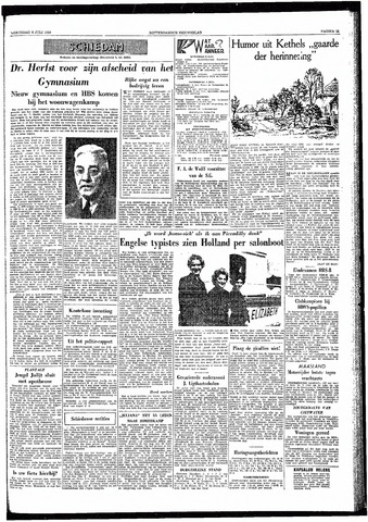 Rotterdamsch Nieuwsblad / Schiedamsche Courant / Rotterdams Dagblad / Waterweg / Algemeen Dagblad 1959-07-08