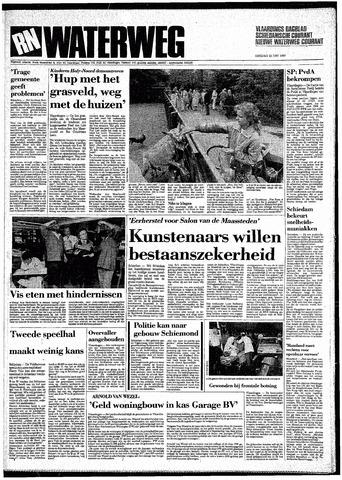 Rotterdamsch Nieuwsblad / Schiedamsche Courant / Rotterdams Dagblad / Waterweg / Algemeen Dagblad 1987-06-23