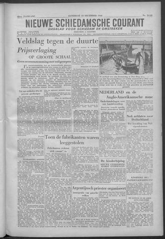 Nieuwe Schiedamsche Courant 1946-12-14