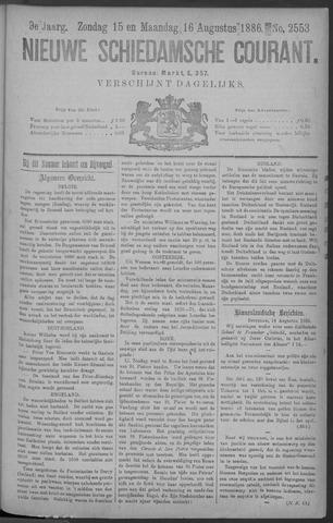 Nieuwe Schiedamsche Courant 1886-08-16