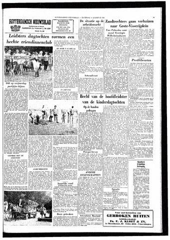 Rotterdamsch Nieuwsblad / Schiedamsche Courant / Rotterdams Dagblad / Waterweg / Algemeen Dagblad 1964-08-08