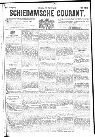 Schiedamsche Courant 1908-04-14