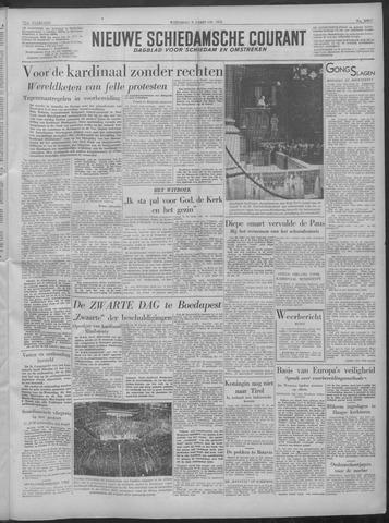 Nieuwe Schiedamsche Courant 1949-02-09