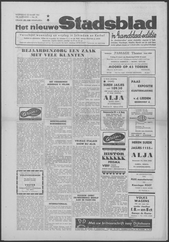 Het Nieuwe Stadsblad 1961-03-22