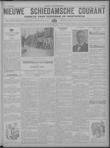 Nieuwe Schiedamsche Courant 1929-12-14
