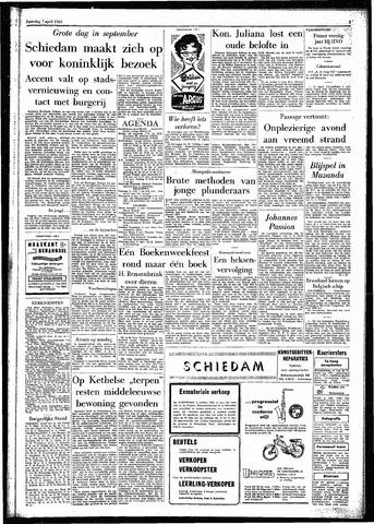 Rotterdamsch Parool / De Schiedammer 1962-04-07
