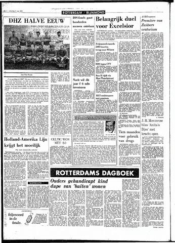 Rotterdamsch Parool / De Schiedammer 1970-05-02