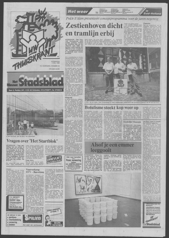 Het Nieuwe Stadsblad 1989-07-05