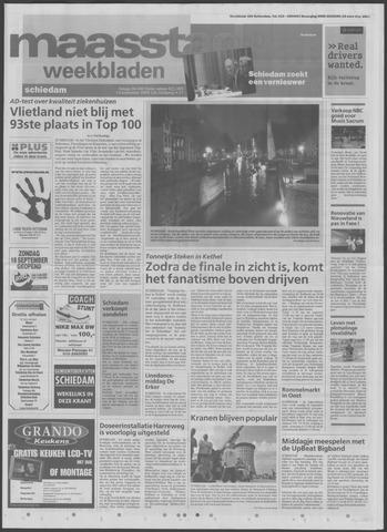 Maaspost / Maasstad / Maasstad Pers 2005-09-14