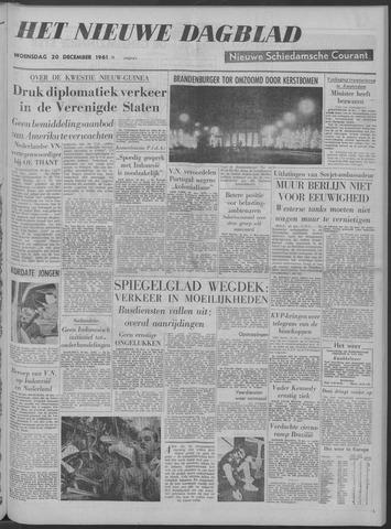 Nieuwe Schiedamsche Courant 1961-12-20