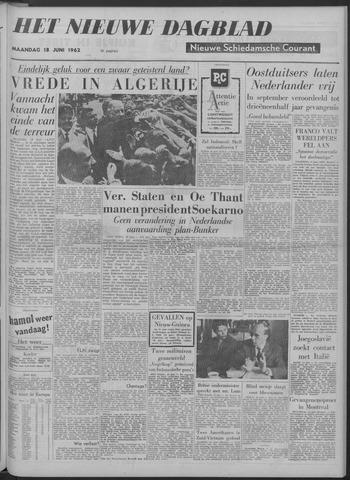 Nieuwe Schiedamsche Courant 1962-06-18