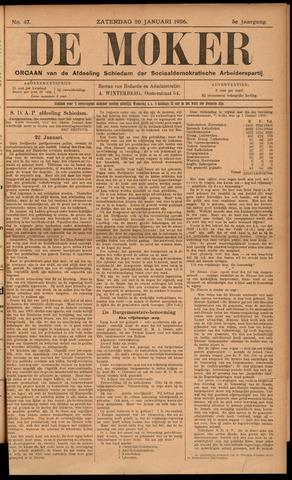 De Moker 1906-01-20