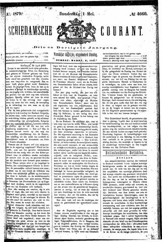 Schiedamsche Courant 1879-05-01