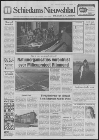 De Havenloods 1993-01-19