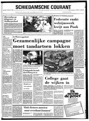 Rotterdamsch Nieuwsblad / Schiedamsche Courant / Rotterdams Dagblad / Waterweg / Algemeen Dagblad 1980-02-11