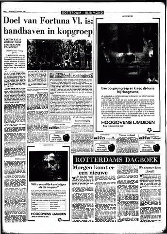 Rotterdamsch Parool / De Schiedammer 1966-10-15