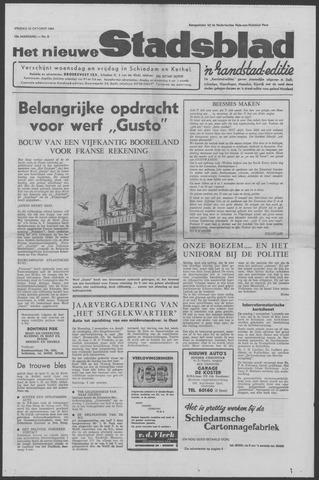 Het Nieuwe Stadsblad 1964-10-30