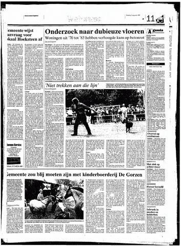Rotterdamsch Nieuwsblad / Schiedamsche Courant / Rotterdams Dagblad / Waterweg / Algemeen Dagblad 1998-08-03