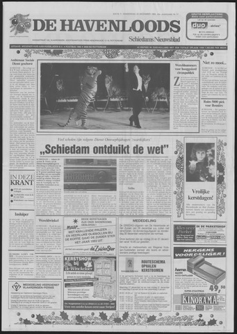 De Havenloods 1993-12-23