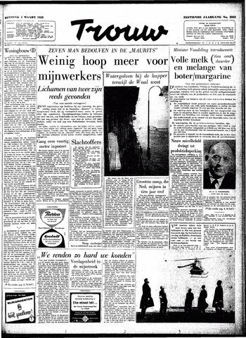 Trouw / De Rotterdammer 1958-03-04