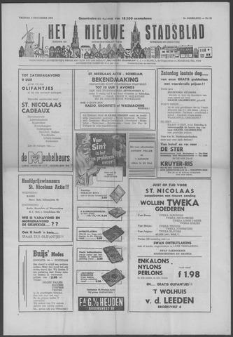 Het Nieuwe Stadsblad 1954-12-03