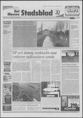 Het Nieuwe Stadsblad 2000-02-10