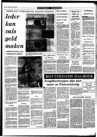 Rotterdamsch Parool / De Schiedammer 1966-08-13