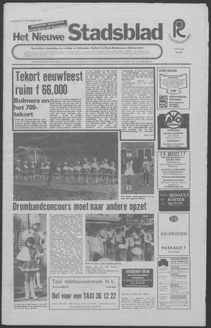 Het Nieuwe Stadsblad 1975-09-17