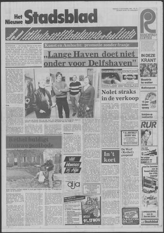 Het Nieuwe Stadsblad 1985-11-15
