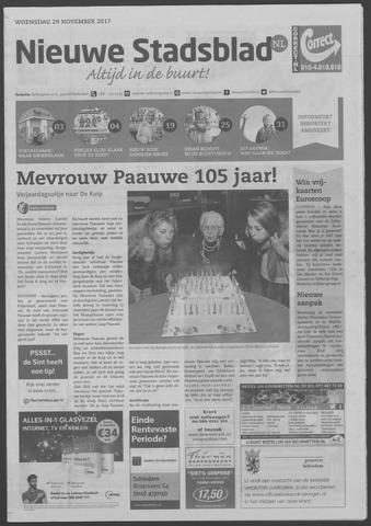Het Nieuwe Stadsblad 2017-11-29