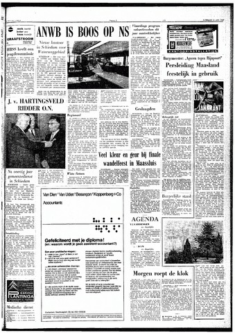 Trouw / De Rotterdammer 1969-06-14