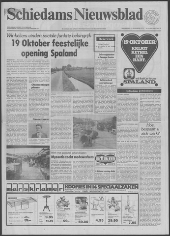 Schiedams Nieuwsblad 1978-10-11