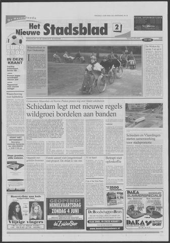Het Nieuwe Stadsblad 2000-06-02