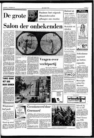 Het Vrije volk 1971-10-11
