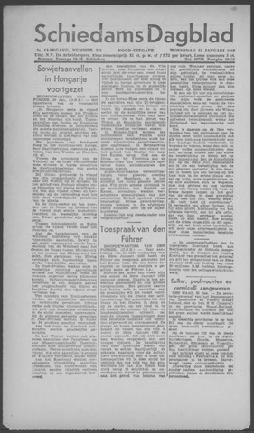 Schiedamsch Dagblad 1945-01-31