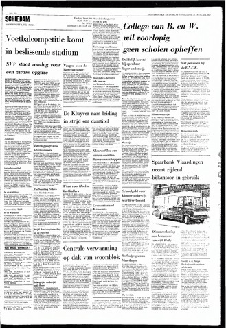 Rotterdamsch Nieuwsblad / Schiedamsche Courant / Rotterdams Dagblad / Waterweg / Algemeen Dagblad 1968-02-28