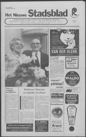 Het Nieuwe Stadsblad 1973-05-18