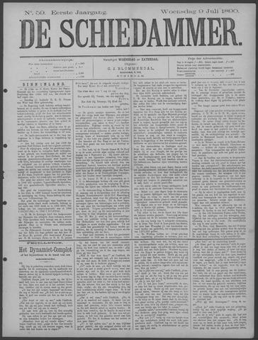 De Schiedammer 1890-07-09
