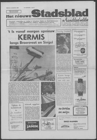 Het Nieuwe Stadsblad 1966-08-05