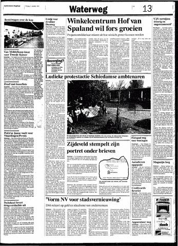 Rotterdamsch Nieuwsblad / Schiedamsche Courant / Rotterdams Dagblad / Waterweg / Algemeen Dagblad 1991-10-11
