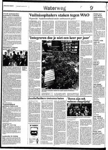 Rotterdamsch Nieuwsblad / Schiedamsche Courant / Rotterdams Dagblad / Waterweg / Algemeen Dagblad 1991-09-30